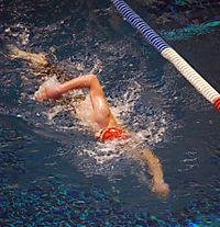 Senior State Swimming July 2008 007