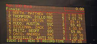 Senior State Swimming July 2008 113