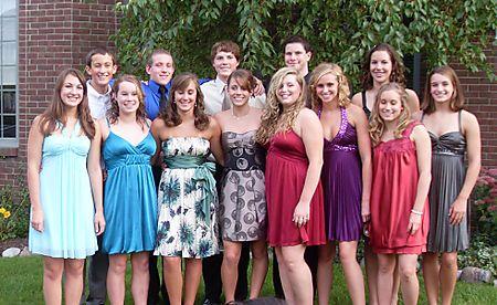 Lauren's Homecoming photos 2008 047