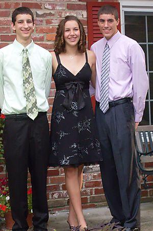 Lauren's Homecoming photos 2008 027