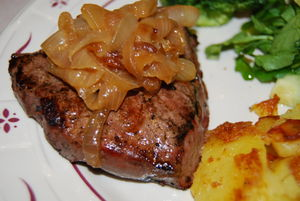 Wwed steak lyonnaise 018