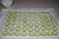 Whisk salmon cucumbers 001
