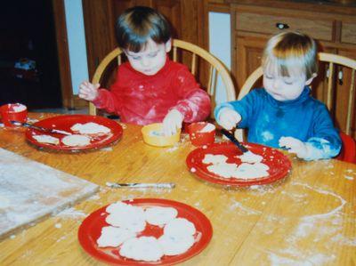 Christmas sugar cookies twd 031