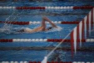 GCHS Fishers swim meet Jan 09 013