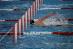 GCHS Fishers swim meet Jan 09 008