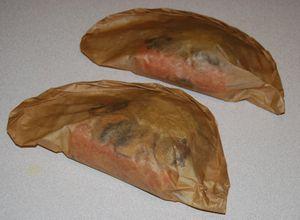 Whisk salmon en papillote 006