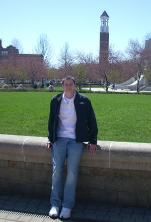 Purdue visit and Molly and Matt April 2009 095