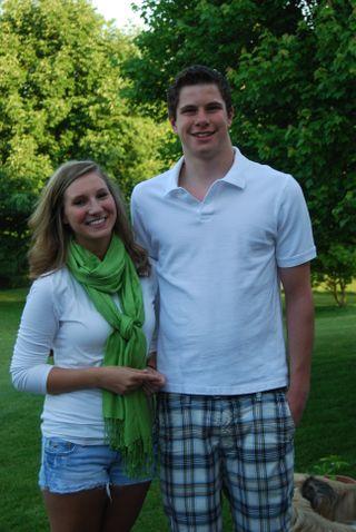 Matt and Taylor June 6, 2009 012