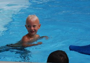 Swimming lesson photos 022