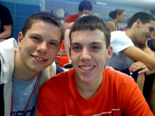 Photo matt and stevie at sect at miami u july 20 2009