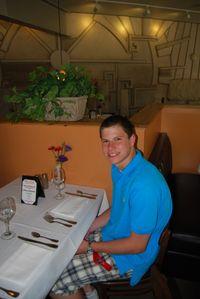 Whisk Wed Pork Tenderloin and Matt's BD dinner at LG 017