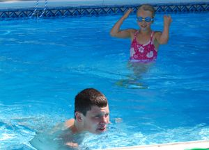 Swimming lesson photos 039