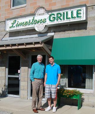 Whisk Wed Pork Tenderloin and Matt's BD dinner at LG 014