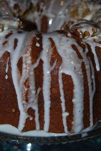 TWD Banana Bundt Cake 006