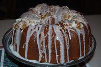 TWD Banana Bundt Cake 007