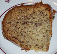 TWD Banana Bundt Cake 018