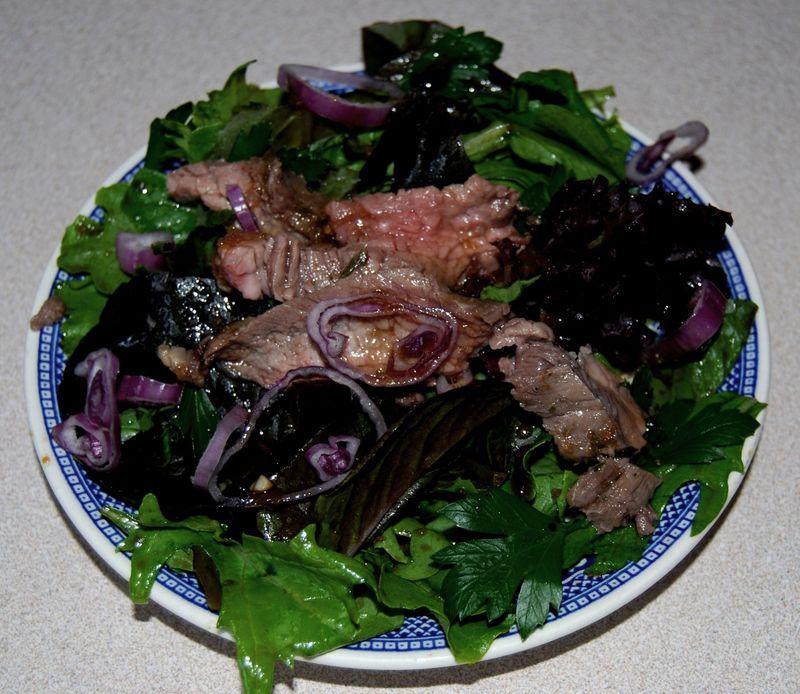 CEiMB Thai Beef Salad 013