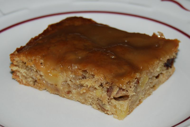 TWD Applesauce bars 015