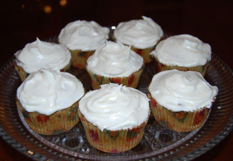 TWD Turnovers MSC Zucchini Cupcakes 030