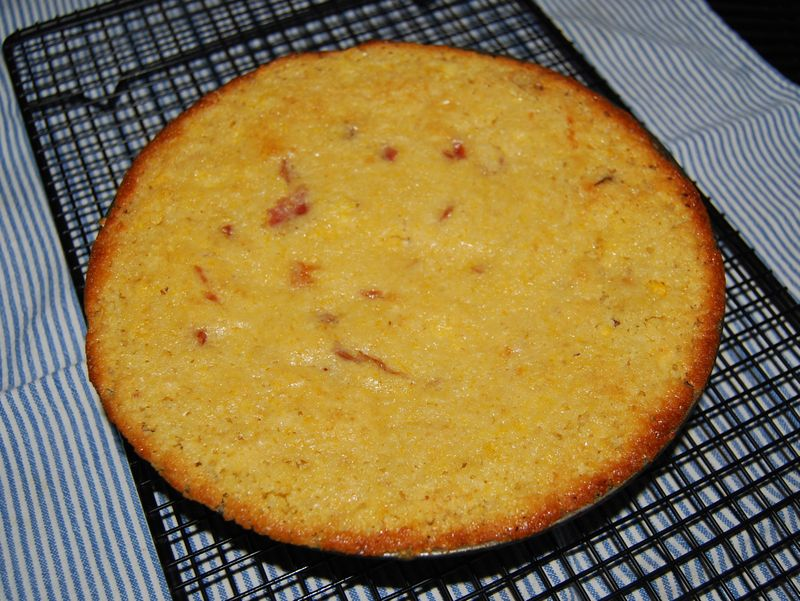 BBA Cornbread and NYT CCC 006