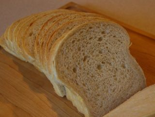 English Muffin Loaf Bread 025