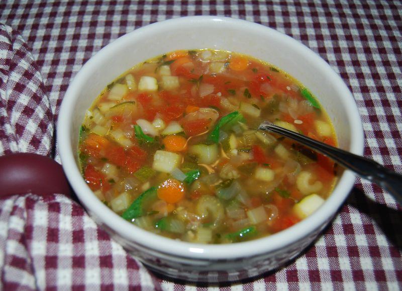 Tuscan Soup 012