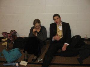 11831_235679357455_570452455_4206759_5532154_n Ali and Matt waiting to sing at Angels sing 2009