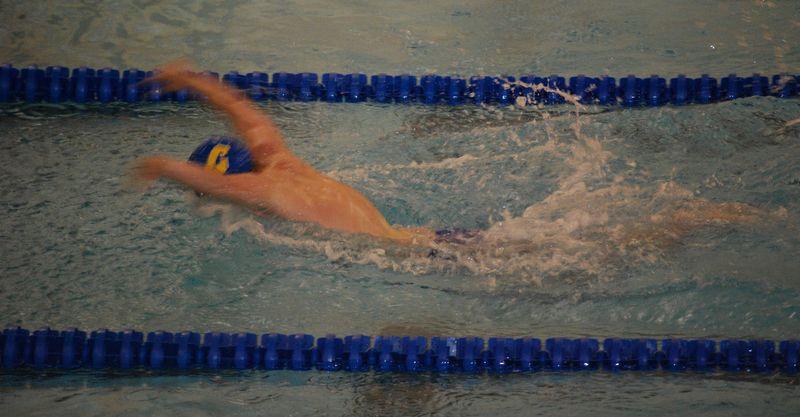 CHS Swim Meet Feb 2 vs Ben Davis & Ciambella for CI 012