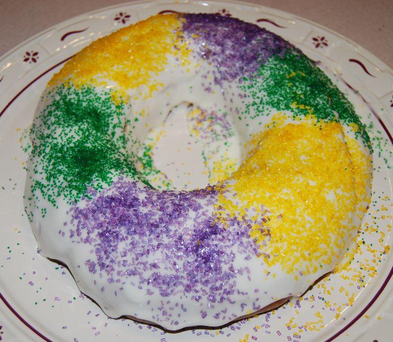 King Cake 007