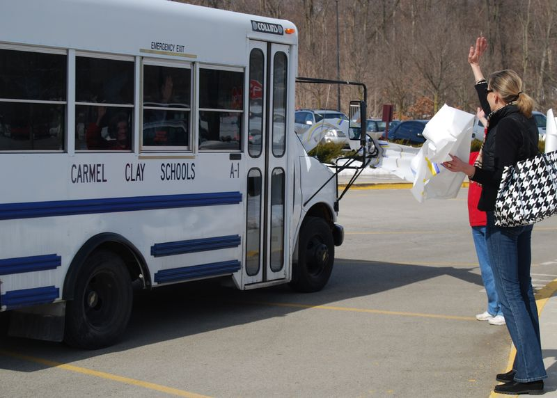 CHS Heading off to State 2010 018