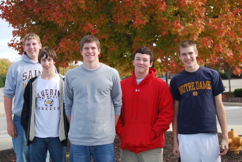 Knights Fall Campout 2009 010