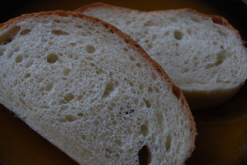 BBA Italian Inside slice; BBA Kaiser Rolls 014