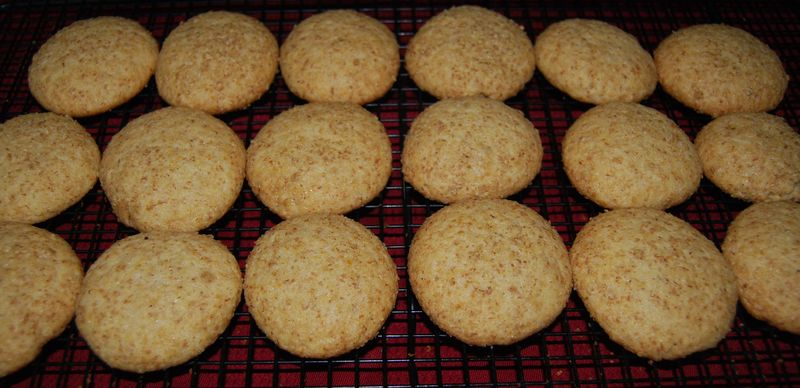 TWD Honey Wheat Cookies 007