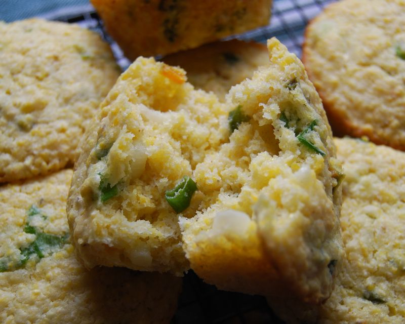 MB Jalapeno Cornbread muffins 010