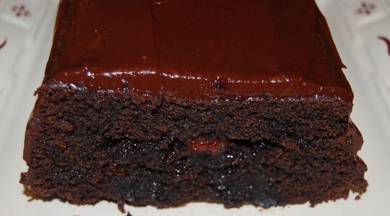 TWD chocolate cake 018