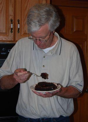 TWD chocolate cake 011