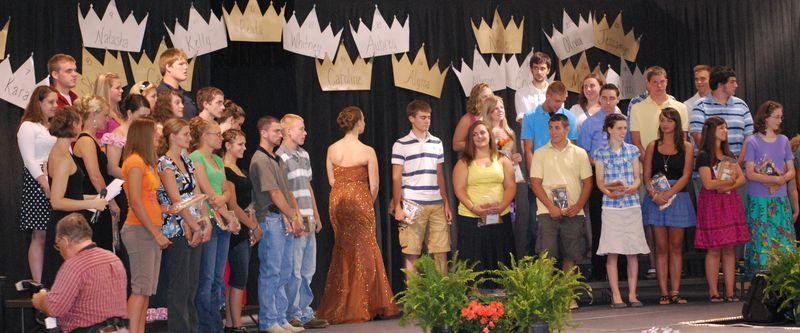 4-H Ten Year Member Awards July 9, 2010 007