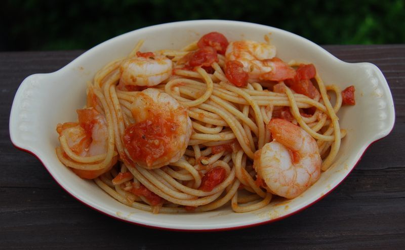 CEiMB Sloppy Joes, Salmon Cakes, Shrimp Fra Diavolo, TWD ice cre 033