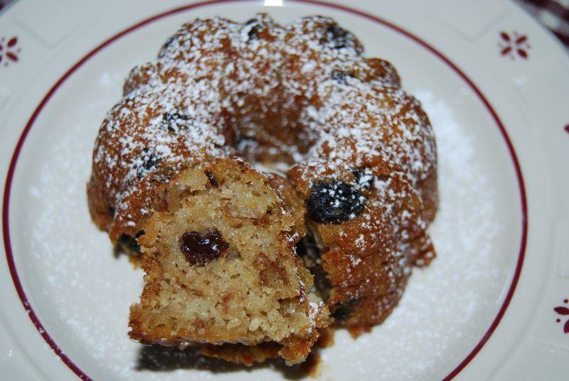 TWD Apple Bundt Cake 010