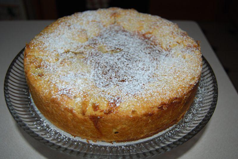 TWD Pear Torte 003