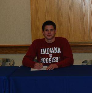 High School Swim Signing Day at CHS Nov 12 2010 017