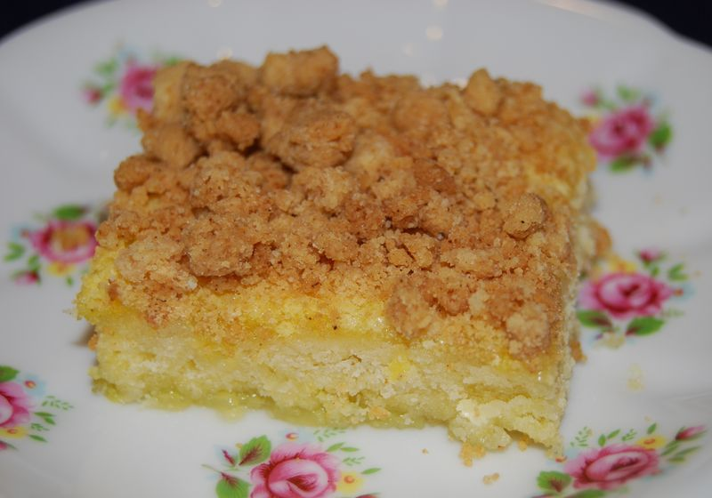 Bake Lemon Bars 016