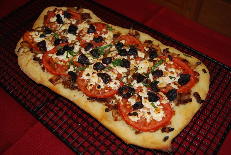 BBA Greek Pizza 005