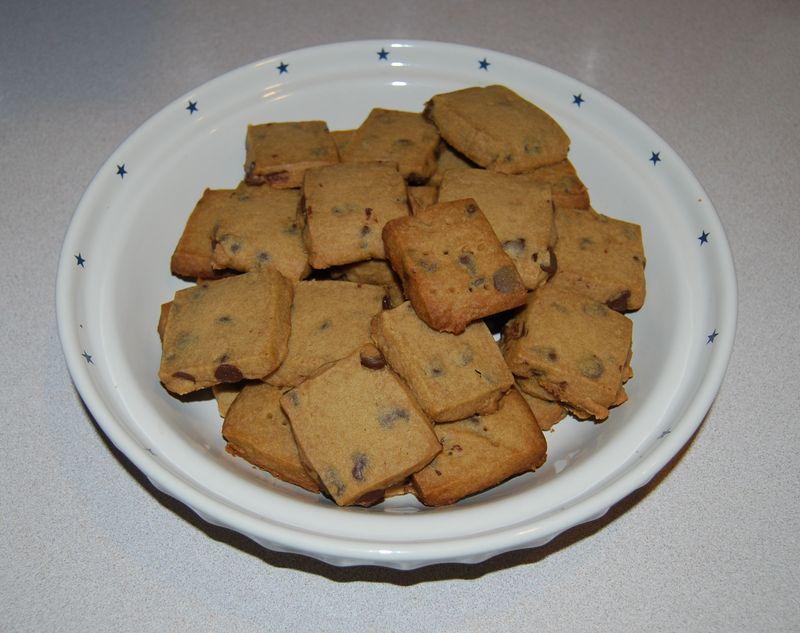 TWD Chocolate Espresso Cookies 004