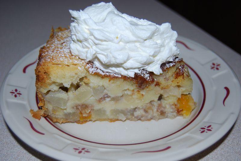 TWD Pear Torte 013