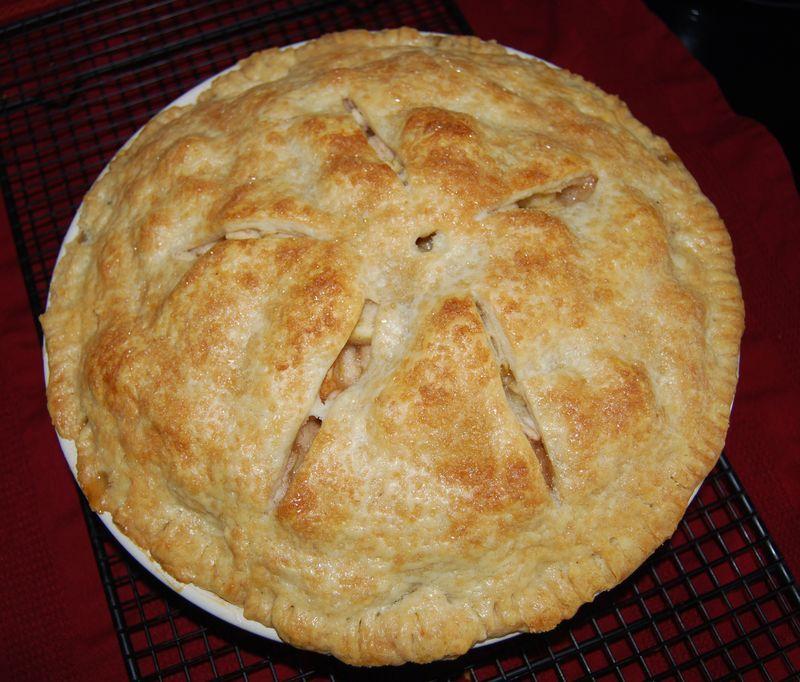 TWD Apple Pie; FFwD Hachis Parmentier 006