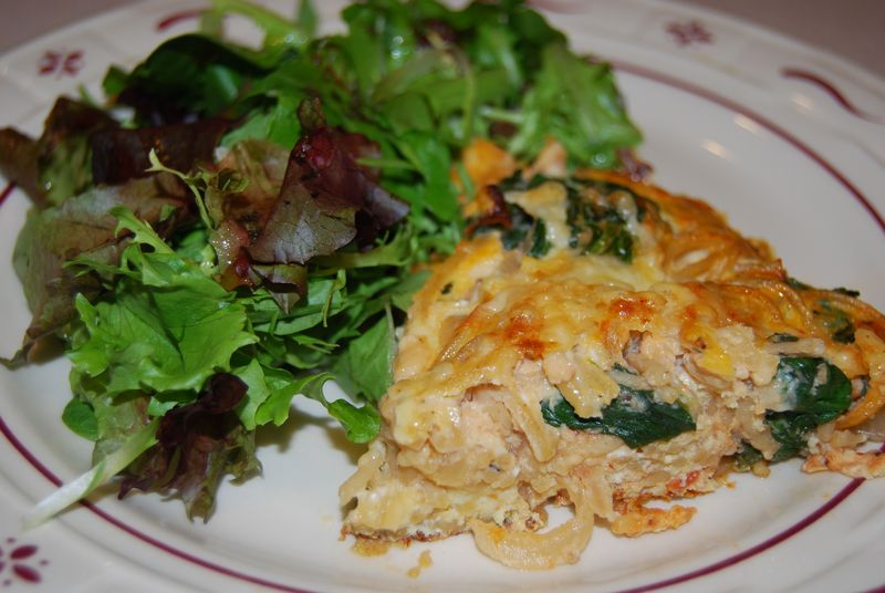 CEiMB Frittata and Bake Almond Scones 013