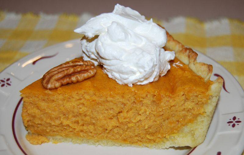Bake Sweet Potato Pie 017