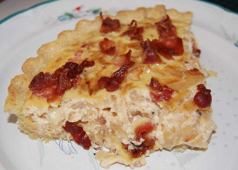 Sophie, MIC Meet, MB Swiss Onion Tart 021