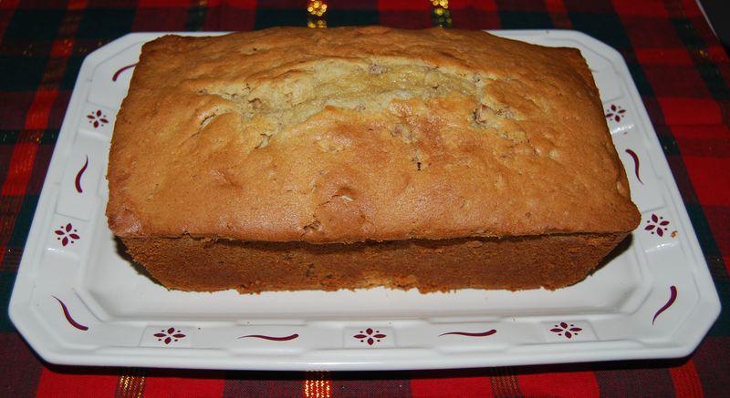 BAKE! New Orleans Praline Pound Cake 004